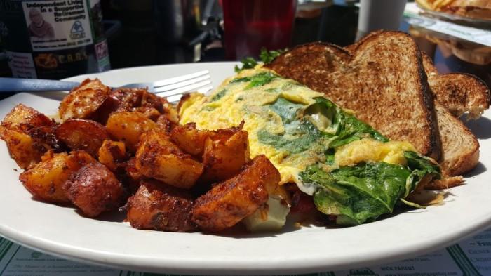 McCarthy's for Breakfast.