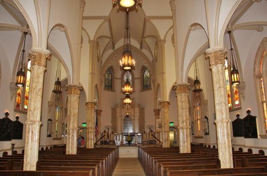 7. Mickve Israel Temple - 20 E Gordon St, Savannah, GA 31401