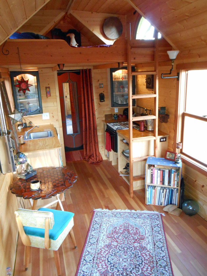 Tiny homes in washington for Home builders wa state
