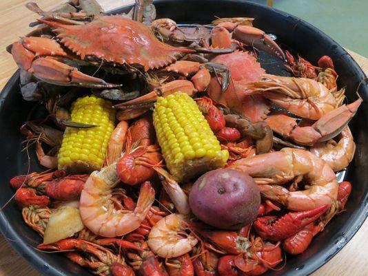 8. Morton's Seafood Restaurant & Bar, Madisonville, LA