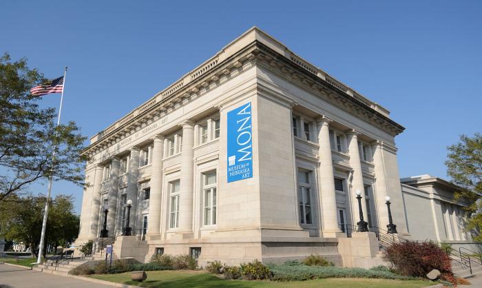 26. Museum of Nebraska Art, Kearney