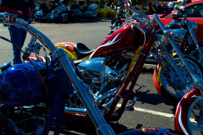 9. Have you ever been to Bike Week?