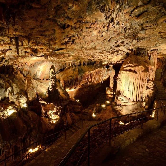 3. Mystic Caverns