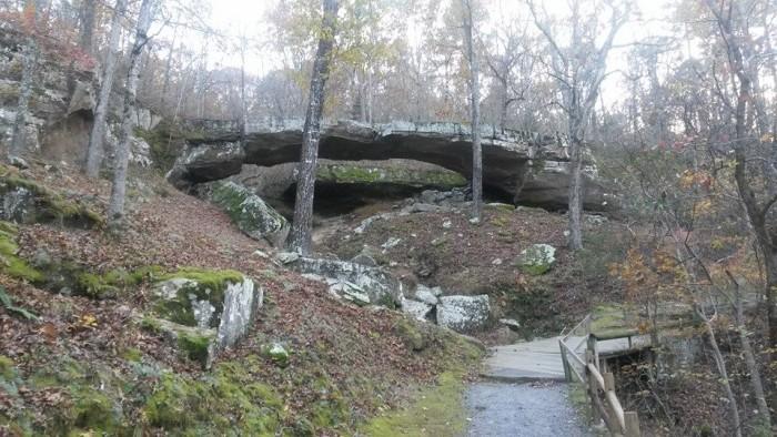 7. Natural Bridge