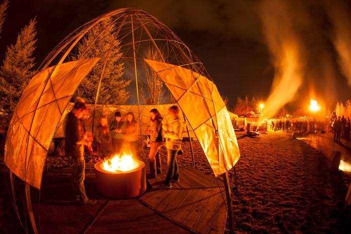 1. Oregon Winterfest.
