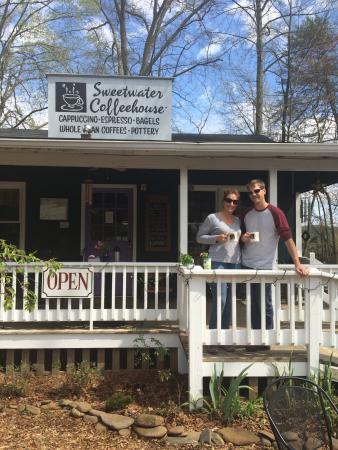 9. Sweetwater Coffeehouse - 2242 Hwy 17 Sautee Nacoochee, GA 30571