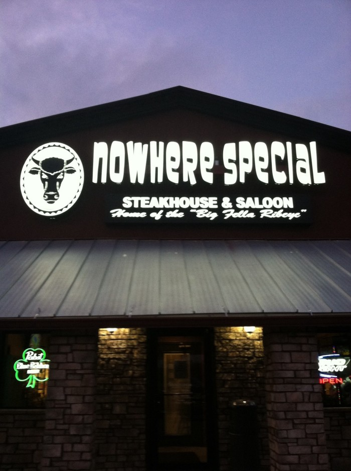 9. Nowhere Special, Linwood