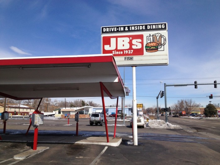 9. J.B.'s Drive-In (Greeley)