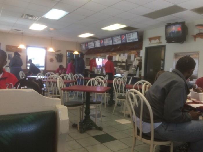 11. City Fish & More Restaurant (Kansas City)