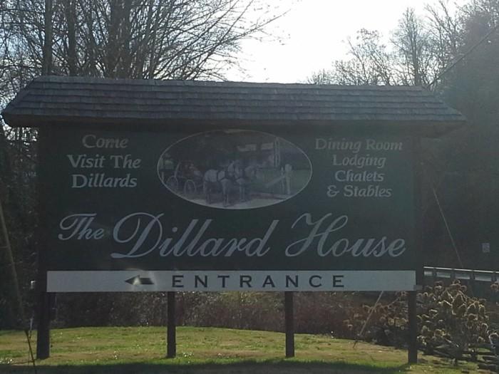 7. The Dillard House - 768 Franklin St Dillard, GA 30537