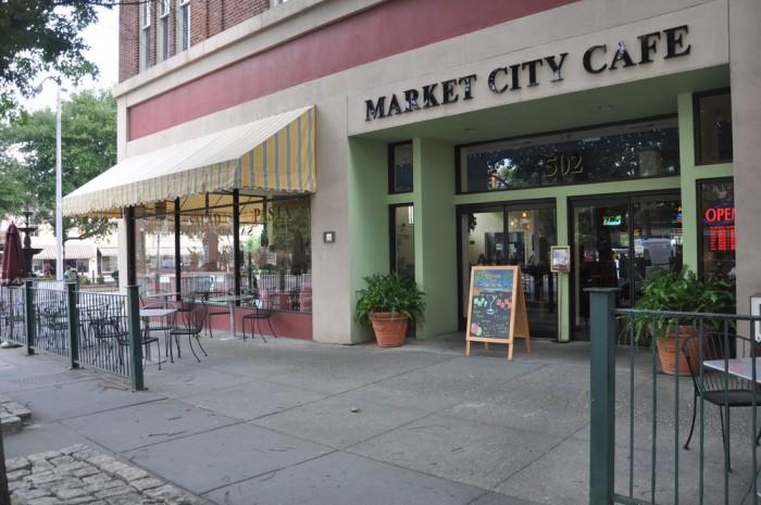 7. Market City Cafe - 502 Cherry St Macon, GA 31201