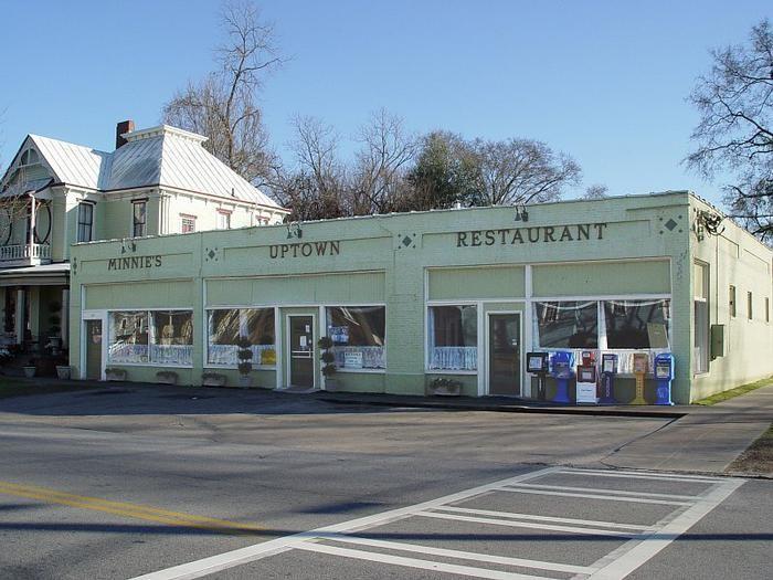 8. Minnie's Uptown Restaurant - 104 8th St Columbus, GA 31901