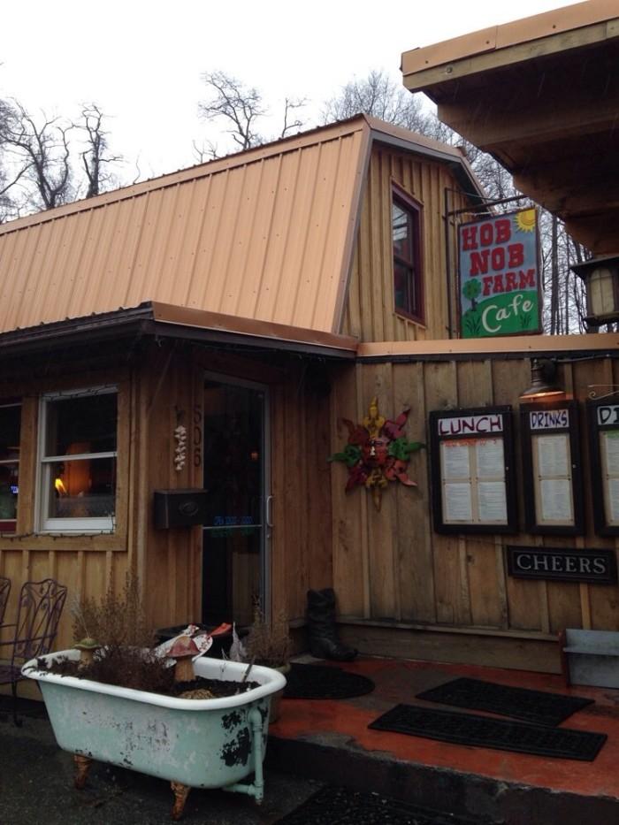 10. Hob Nob Farm Cafe, Boone