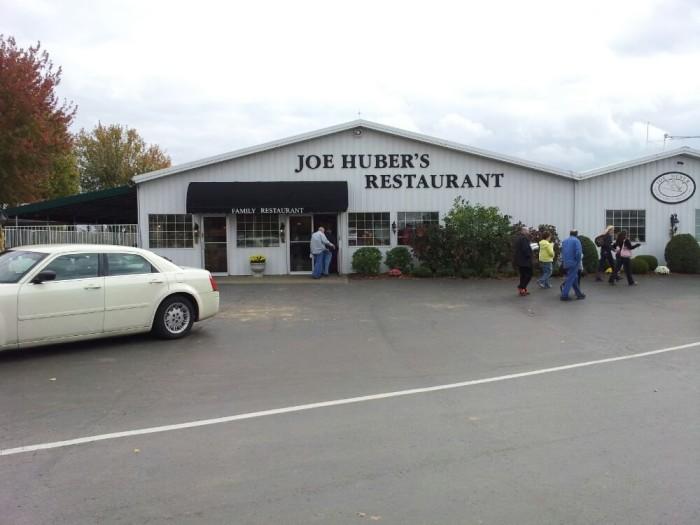 8. Joe Huber Family Farm and Restaurant (2421 Engle Rd, Starlight)