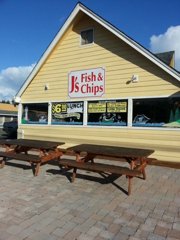 5. J's Fish and Chips