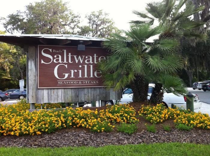 4. Pearl's Saltwater Grille - 7000 La Roche Ave, Savannah, GA 31406