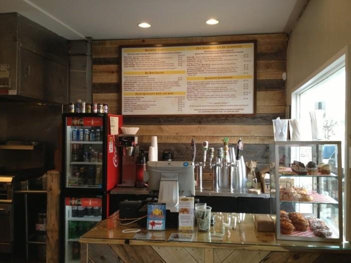 8. Asheville Sandwich Company