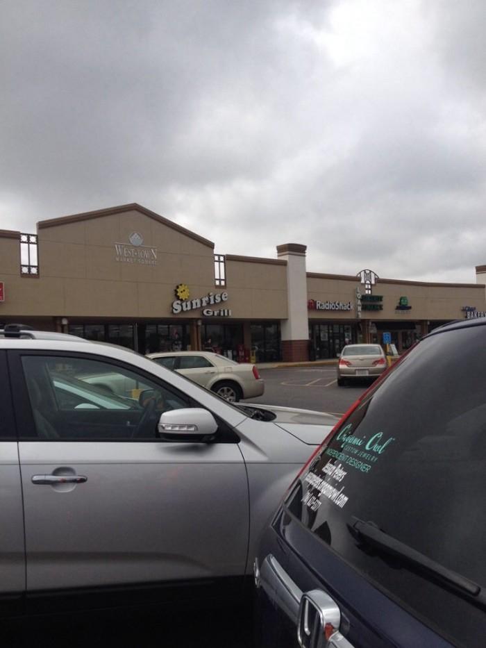 9. Sunrise Grill - 3830 Washington Rd Augusta, GA 30907