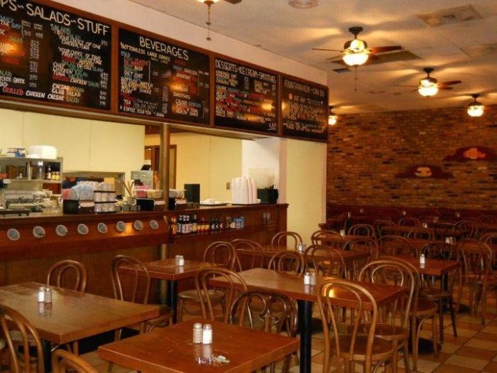 2. Fountain View Cafe (Houston)