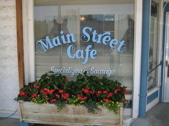 3. Main Street Cafe (Durham)