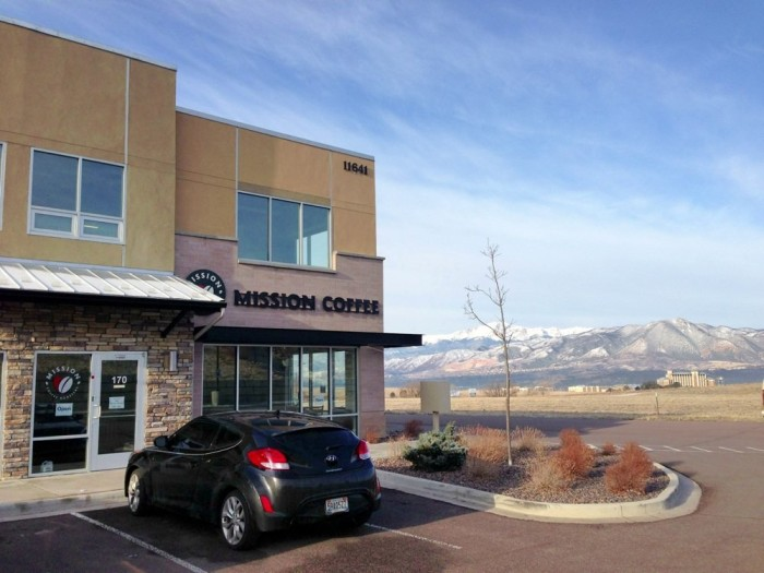 5. Mission Coffee Roasters and Cafe (Colorado Springs)