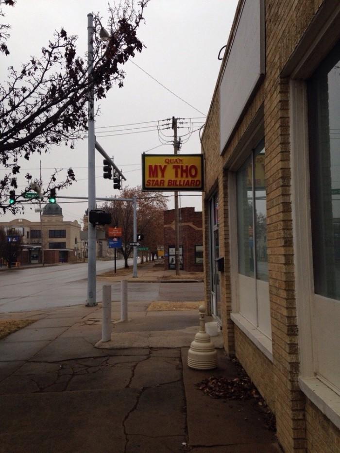 3. My Tho (Wichita)