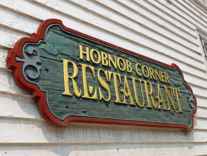 5. Hobnob Corner (17 W Main St, Nashville)