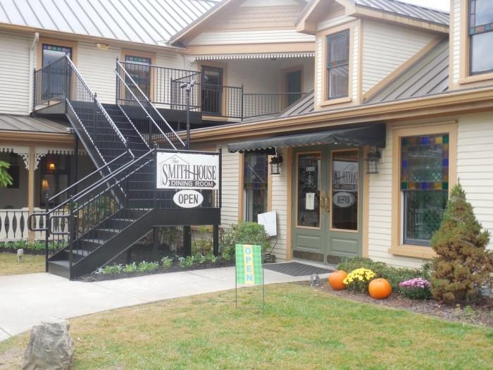 3. The Smith House - 84 S Chestatee St Dahlonega, GA 30533