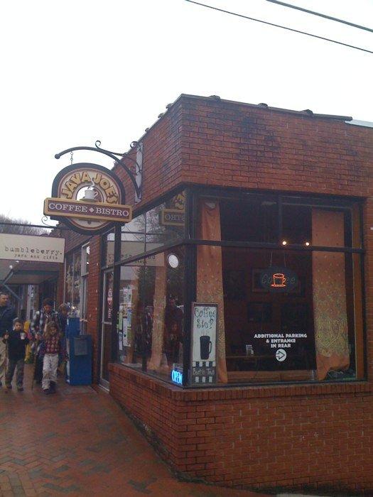 6. Java Joe's Coffee Bistro - 1349 Washington St Clarkesville, GA 30523