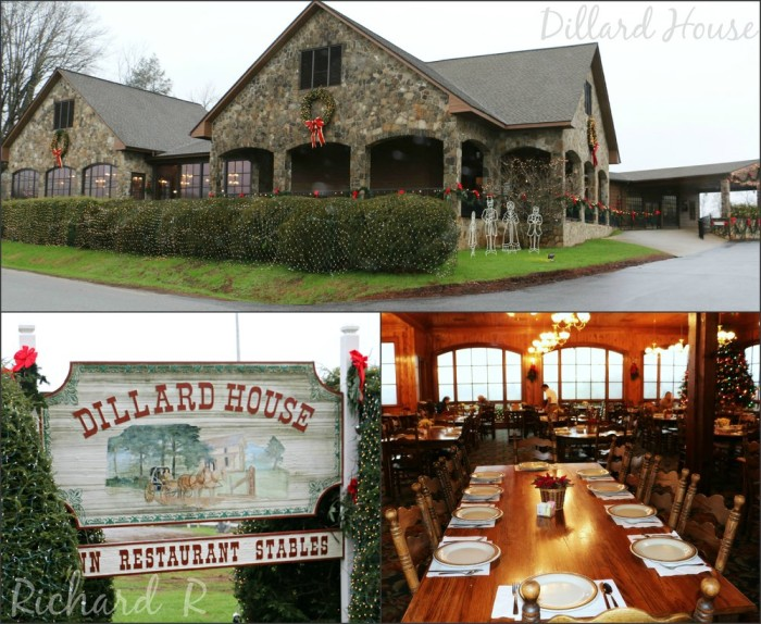 The Dillard House Restaurant 768 Franklin St Ga 30537