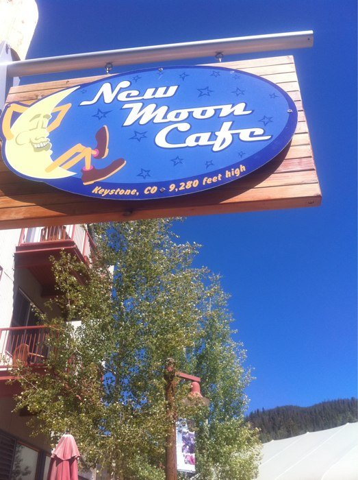 6. New Moon Cafe (Keystone)
