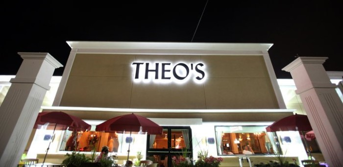 6. Theo's Steaks & Seafood