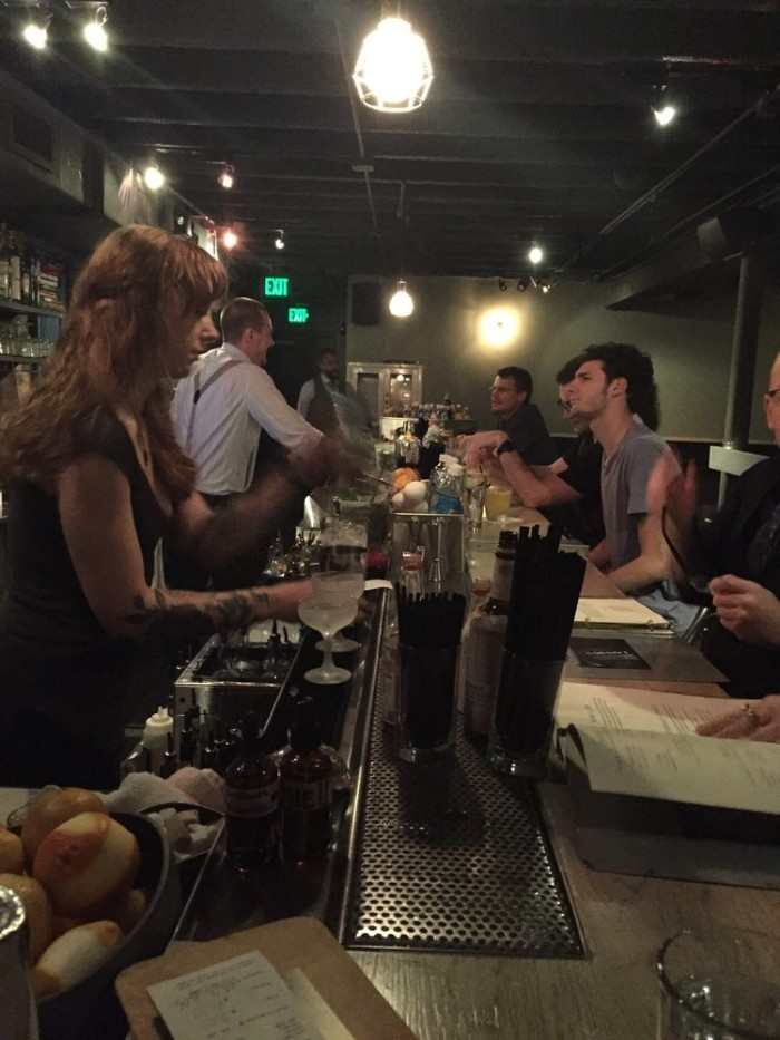 9. Fox Liquor Bar, Raleigh