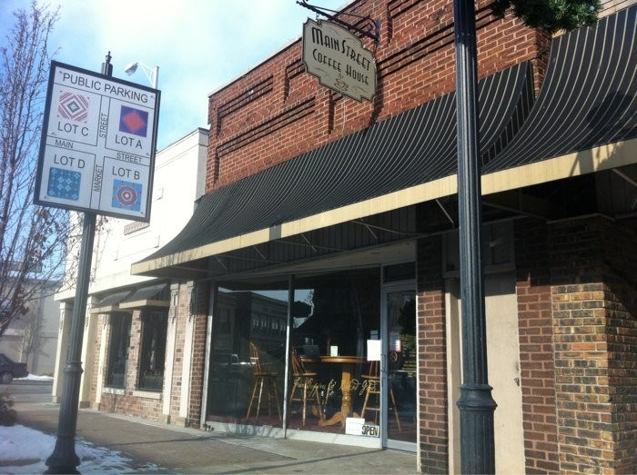 6. Main Street Roasters, a division of Main Street Coffee House, is located in this town.