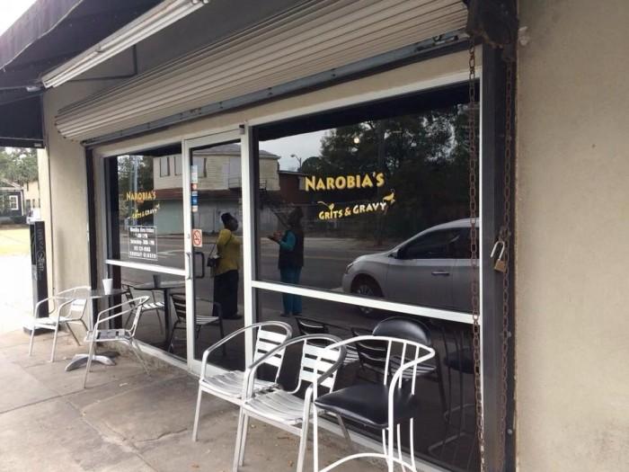 4. Narobia's Grits & Gravy - 2019 Habersham St Savannah, GA 31401