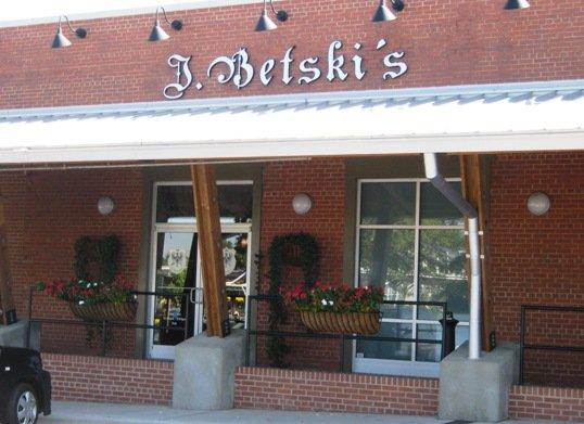 5. J Betski's, Raleigh