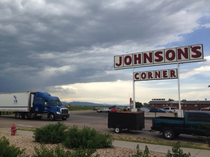 7. Johnson's Corner Truck Stop & Cafe (Johnstown)