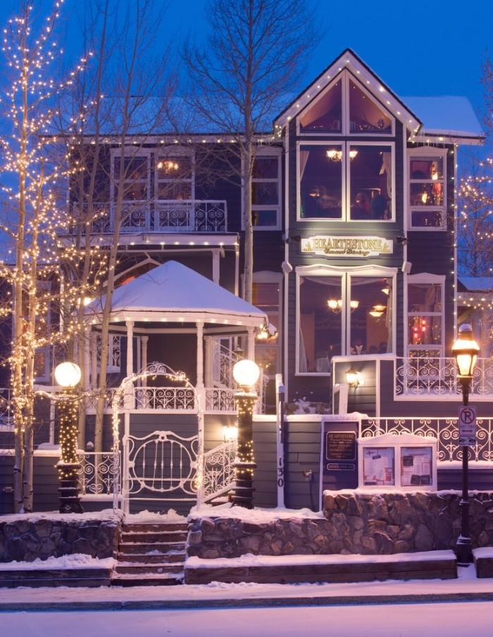 6. Hearthstone Restaurant (Breckenridge)