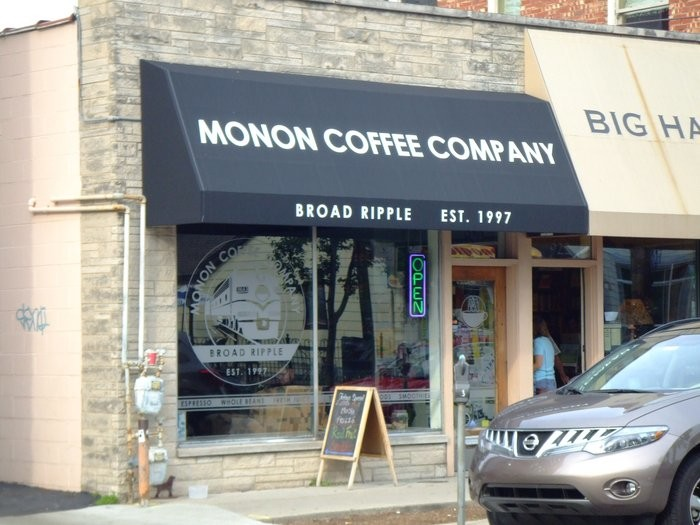 10. Monon Coffee Company
