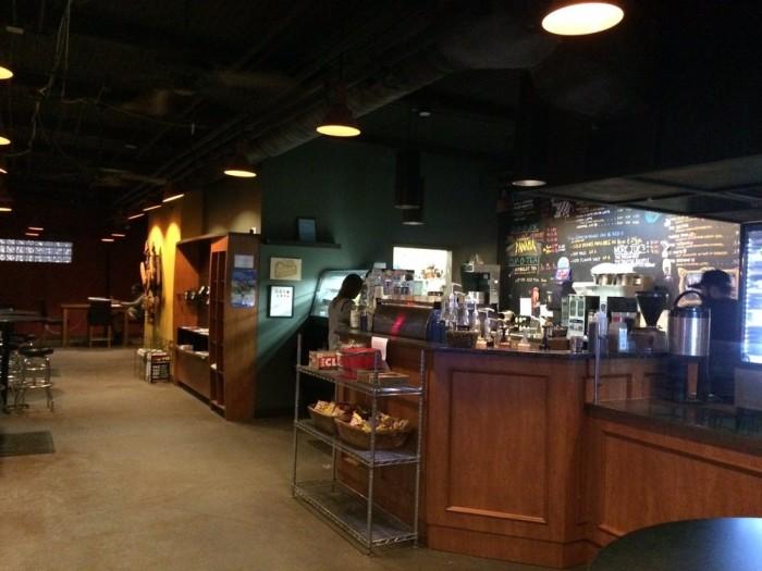 11. Mo'Joe Coffeehouse