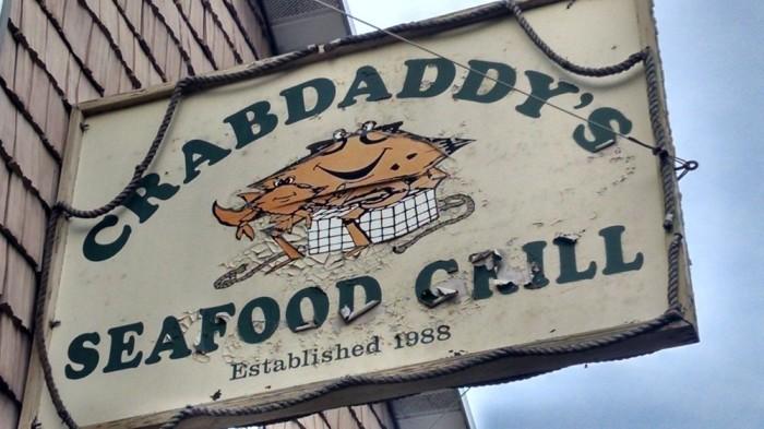 10. Crabdaddy's Seafood Bar Grill - 1217 Ocean Blvd St. Simons, GA 31522