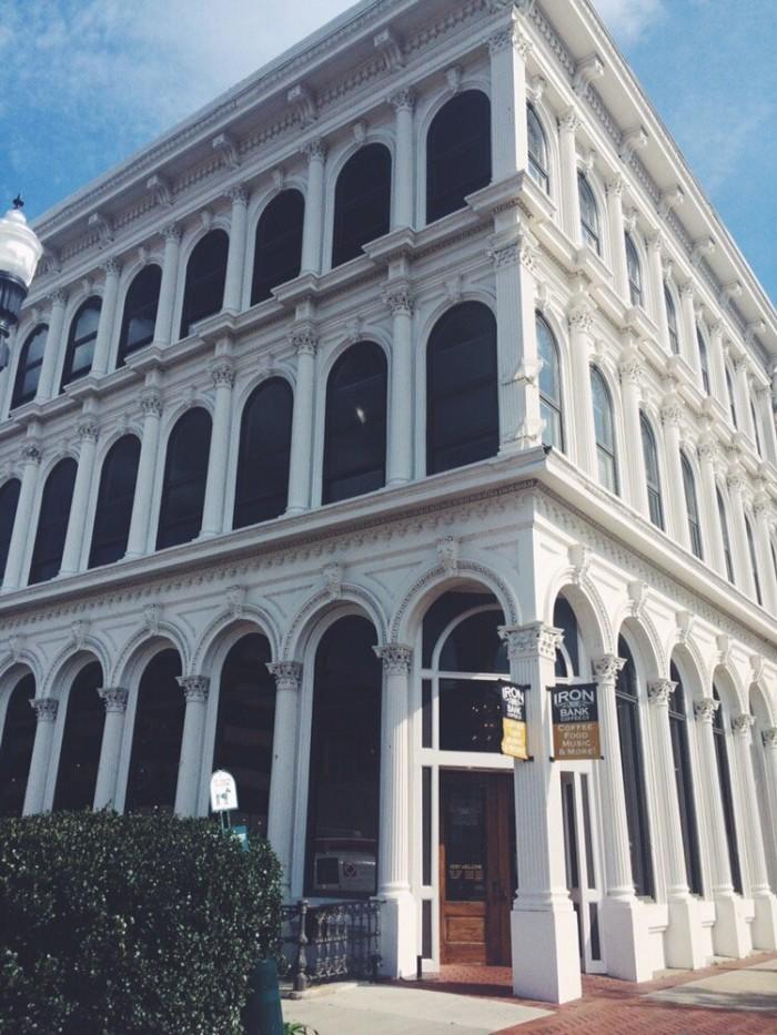 3. Iron Bank Coffee Company - W 11th St Ste 6 Columbus, GA 31901