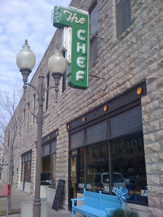 1. The Chef Cafe (Manhattan)