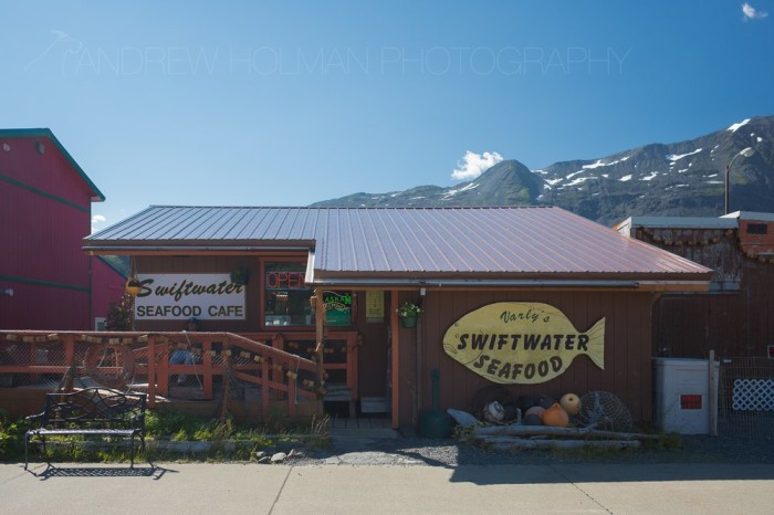 11) Varly's Swiftwater Seafood, Whittier.