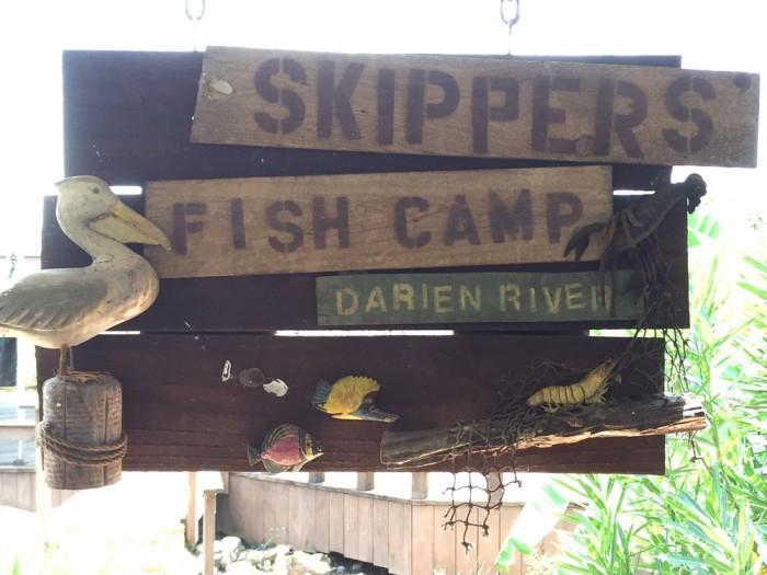 6. Skipper's Fish Camp - 85 Screven St, Darien, GA 31305