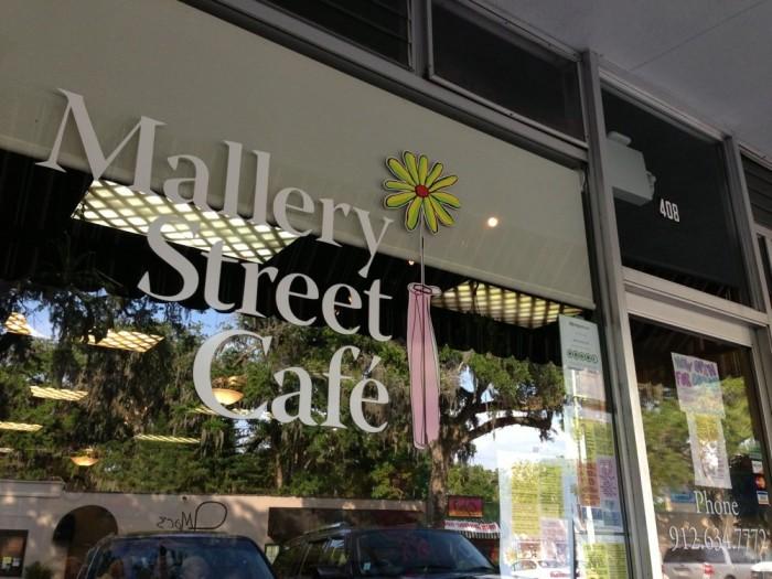 1. Mallery Street Cafe - 408 Mallery St Saint Simons Island, GA 31522