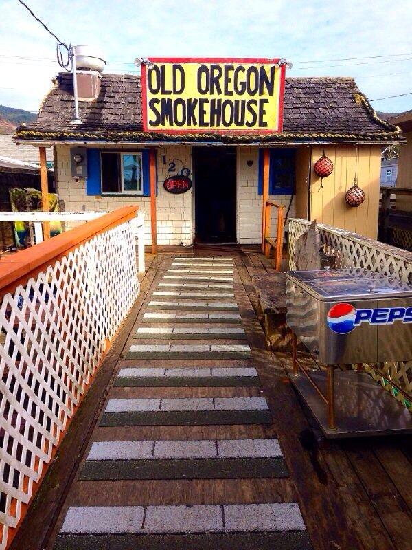 1. Old Oregon Smokehouse