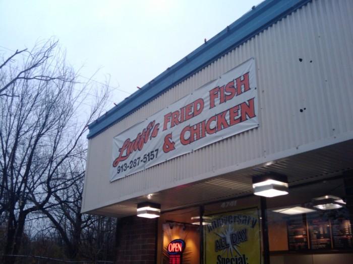 3. Lufti's Fried Fish & Chicken (Kansas City)