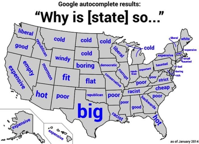 Funny Maps Of Oklahoma - Map of oklahoma