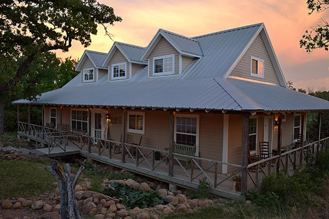 11. You can stay at an award-winning Bed & Breakfast.